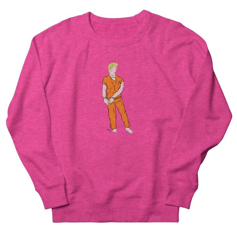 dystopia is now Women's French Terry Sweatshirt by mikbulp's Artist Shop