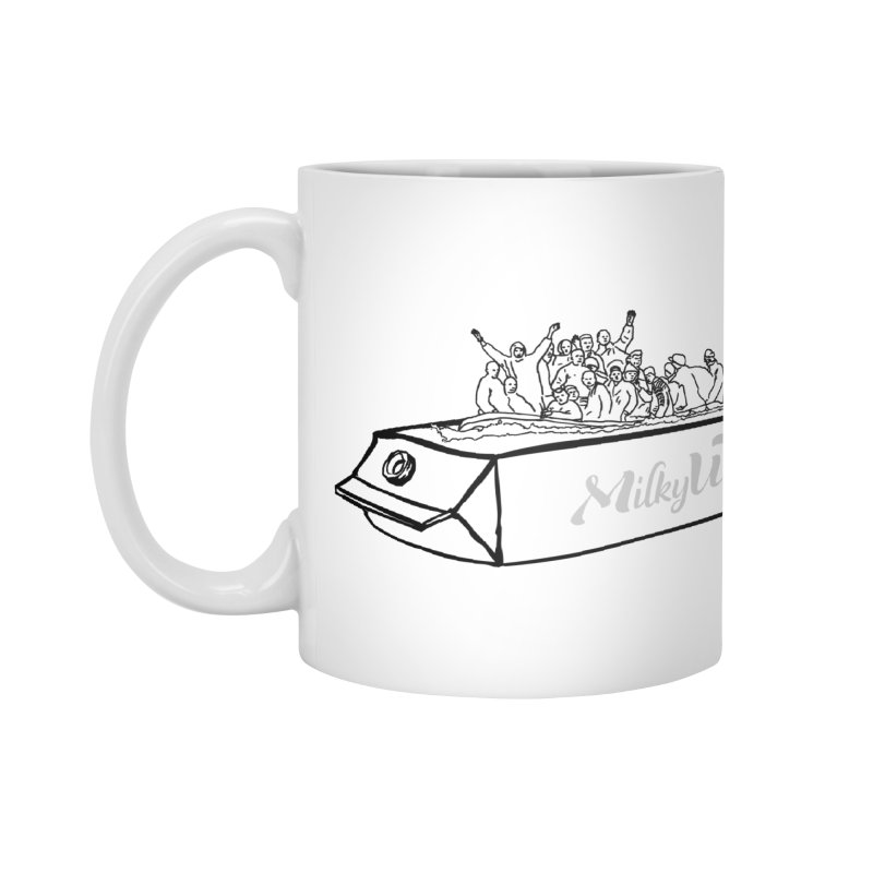 Milky Way Accessories Mug by mikbulp's Artist Shop