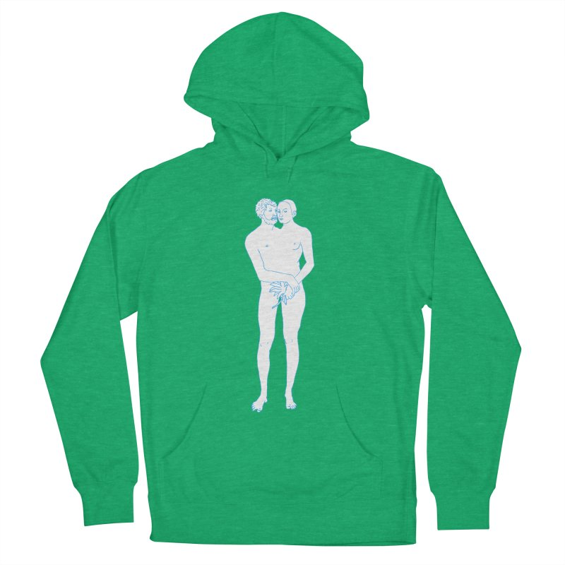 two in one Men's Pullover Hoody by mikbulp's Artist Shop
