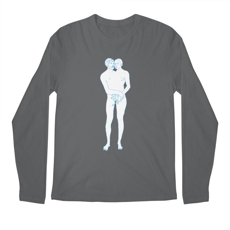 two in one Men's Regular Longsleeve T-Shirt by mikbulp's Artist Shop