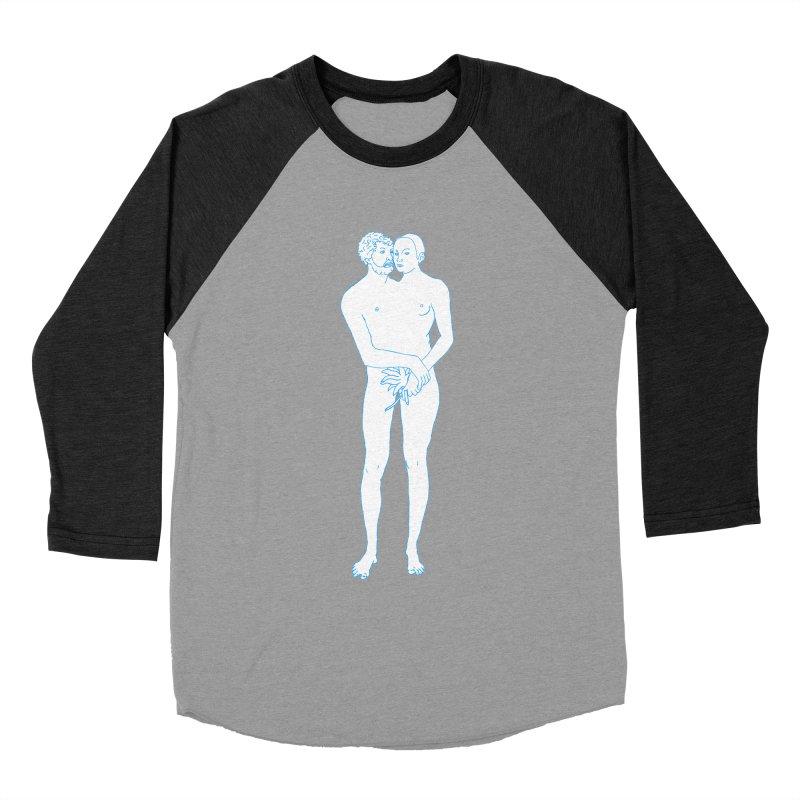 two in one Men's Baseball Triblend Longsleeve T-Shirt by mikbulp's Artist Shop