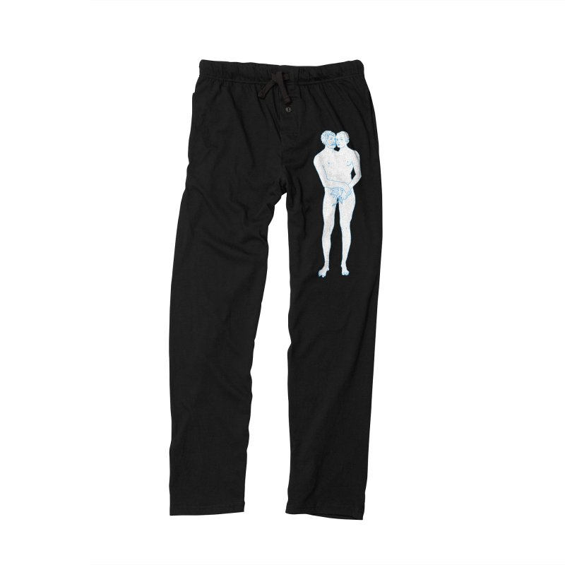 two in one Men's Lounge Pants by mikbulp's Artist Shop