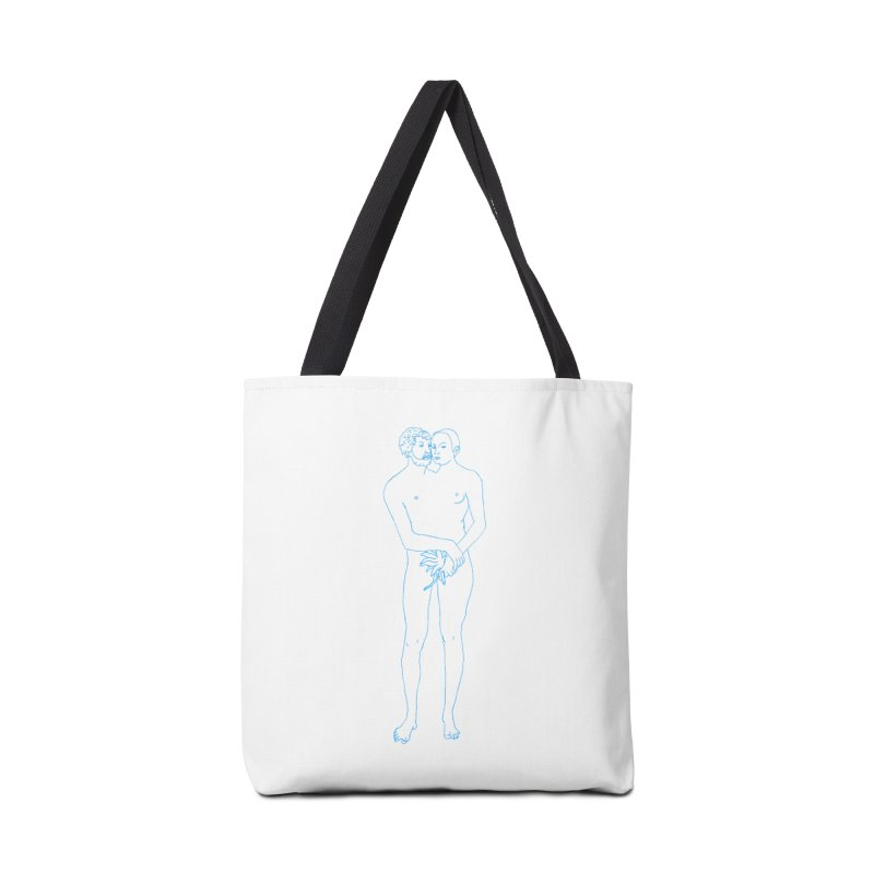 two in one Accessories Tote Bag Bag by mikbulp's Artist Shop
