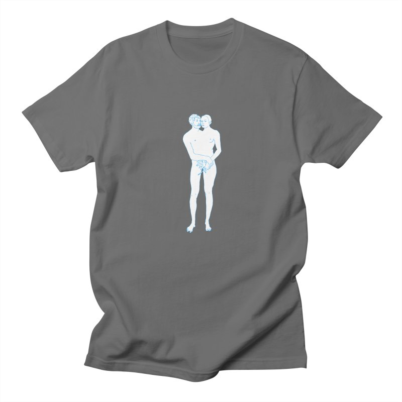 two in one Men's T-Shirt by mikbulp's Artist Shop