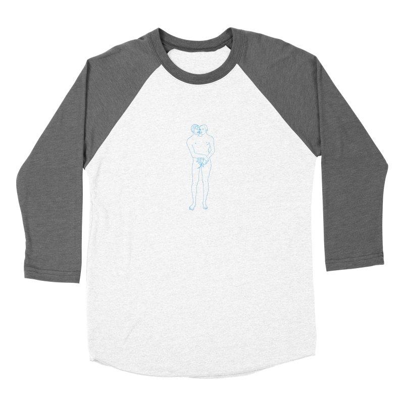 two in one Women's Longsleeve T-Shirt by mikbulp's Artist Shop