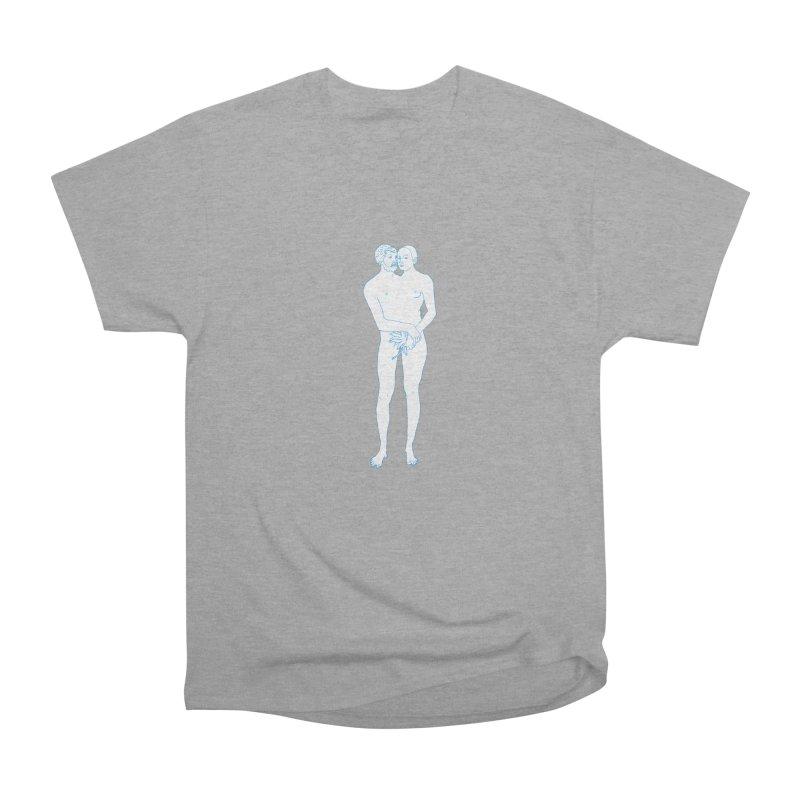 two in one Men's Heavyweight T-Shirt by mikbulp's Artist Shop
