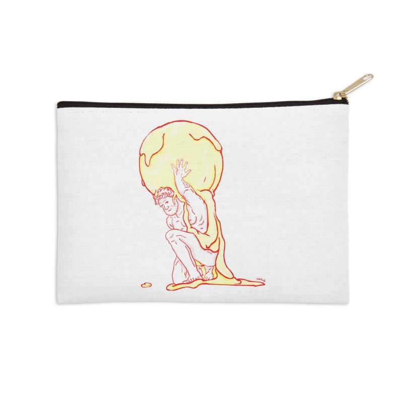 Mr Gelato Accessories Zip Pouch by mikbulp's Artist Shop