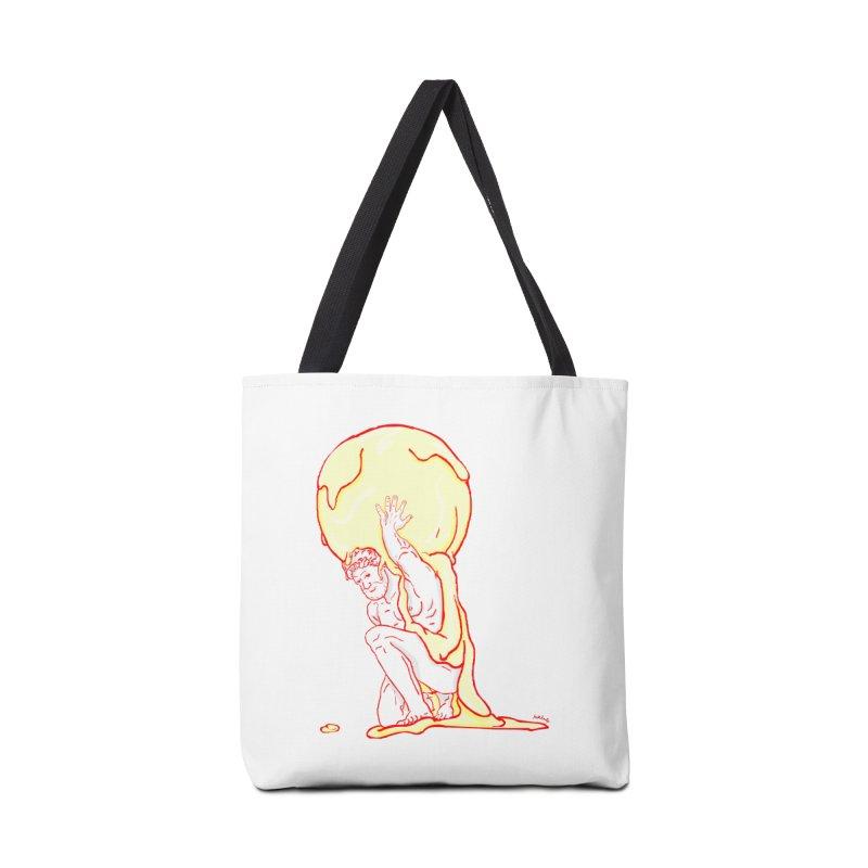 Mr Gelato Accessories Bag by mikbulp's Artist Shop