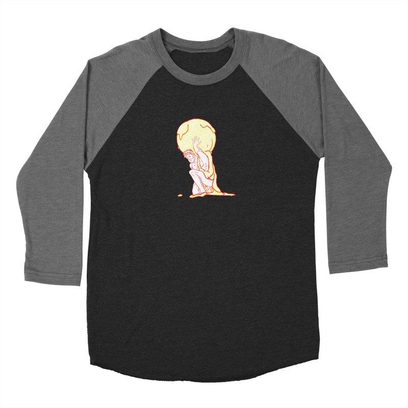 Mr Gelato Women's Baseball Triblend Longsleeve T-Shirt by mikbulp's Artist Shop