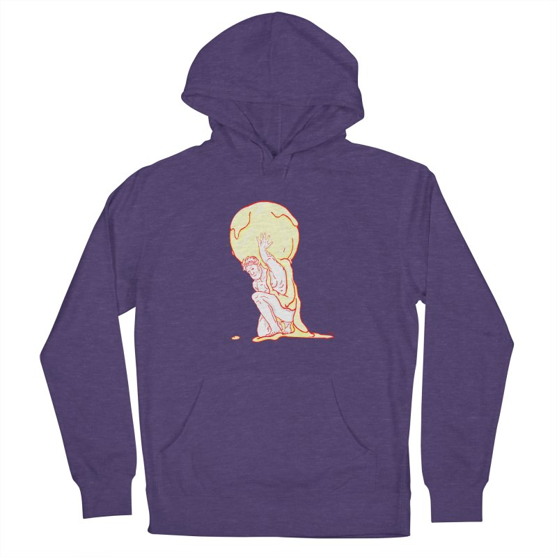 Mr Gelato Women's French Terry Pullover Hoody by mikbulp's Artist Shop