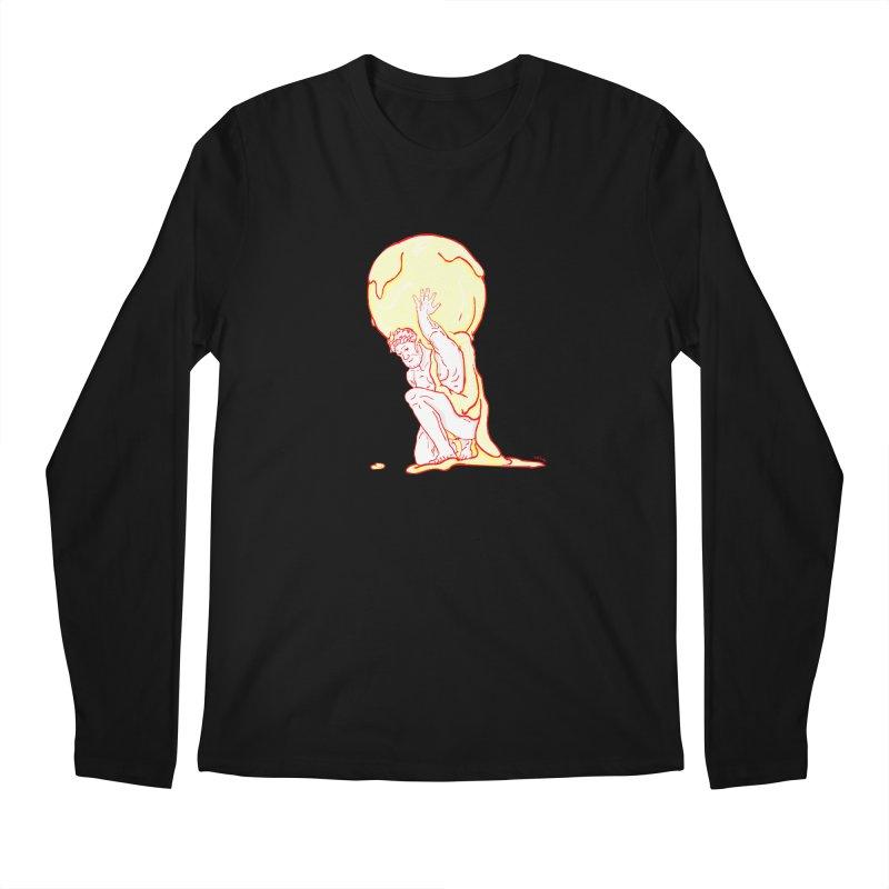 Mr Gelato Men's Regular Longsleeve T-Shirt by mikbulp's Artist Shop