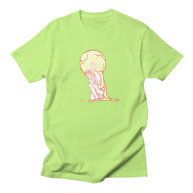 Mr Gelato Women's Regular Unisex T-Shirt by mikbulp's Artist Shop