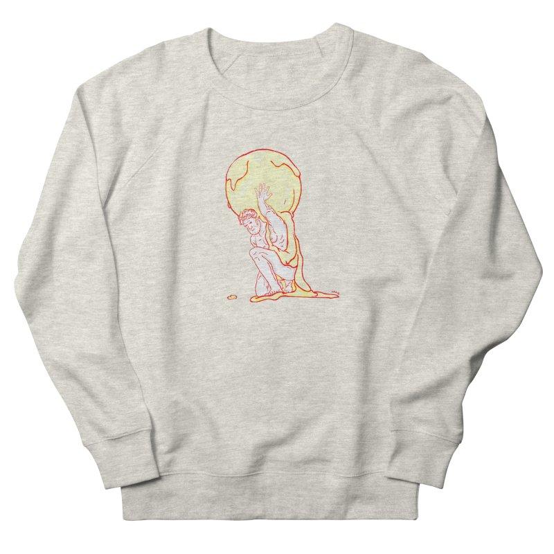 Mr Gelato Women's French Terry Sweatshirt by mikbulp's Artist Shop
