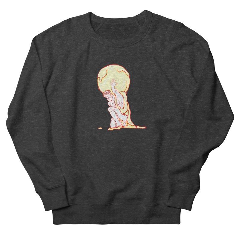 Mr Gelato Men's French Terry Sweatshirt by mikbulp's Artist Shop