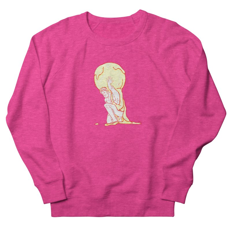 Mr Gelato Men's French Terry Sweatshirt by mikbulp's Artist Shop