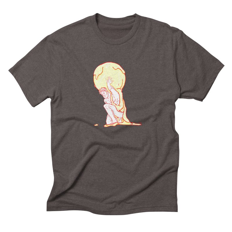 Mr Gelato Men's Triblend T-Shirt by mikbulp's Artist Shop