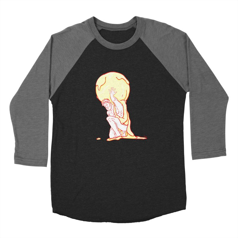 Mr Gelato Women's Baseball Triblend Longsleeve T-Shirt by mikbulp's Artist Shop