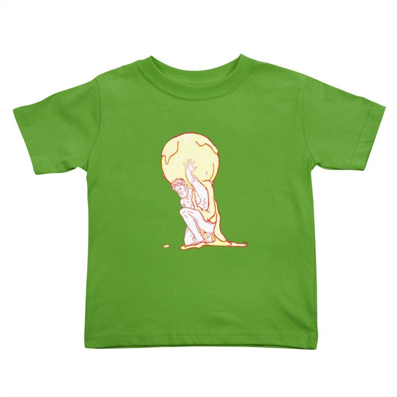 Mr Gelato Kids Toddler T-Shirt by mikbulp's Artist Shop