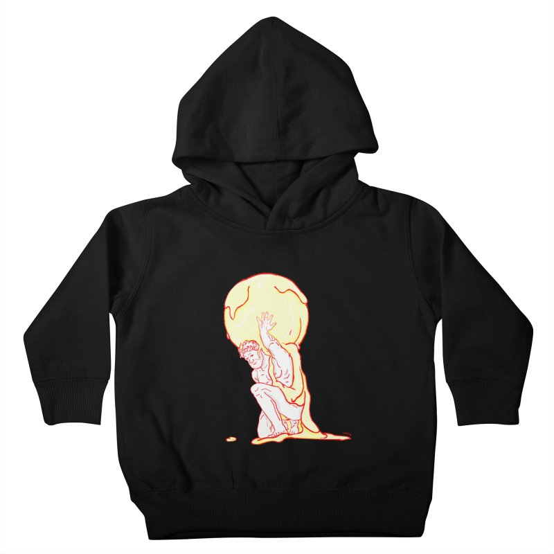Mr Gelato Kids Toddler Pullover Hoody by mikbulp's Artist Shop