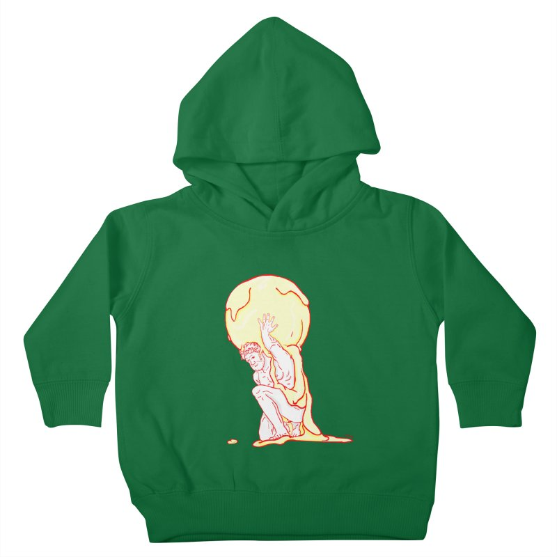 Mr Gelato Kids Toddler Pullover Hoody by mikbulp's Artist Shop