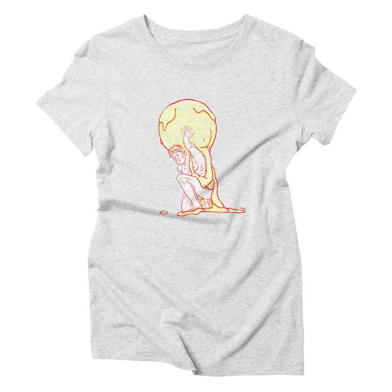 Mr Gelato Women's T-Shirt by mikbulp's Artist Shop