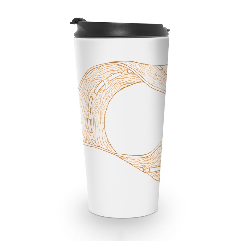 wooden road Accessories Travel Mug by mikbulp's Artist Shop