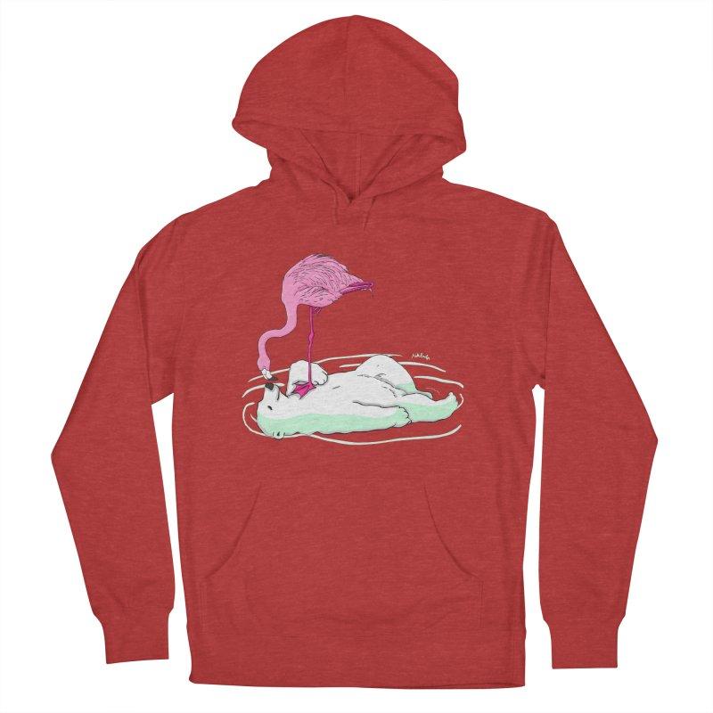 making friends Men's Pullover Hoody by mikbulp's Artist Shop