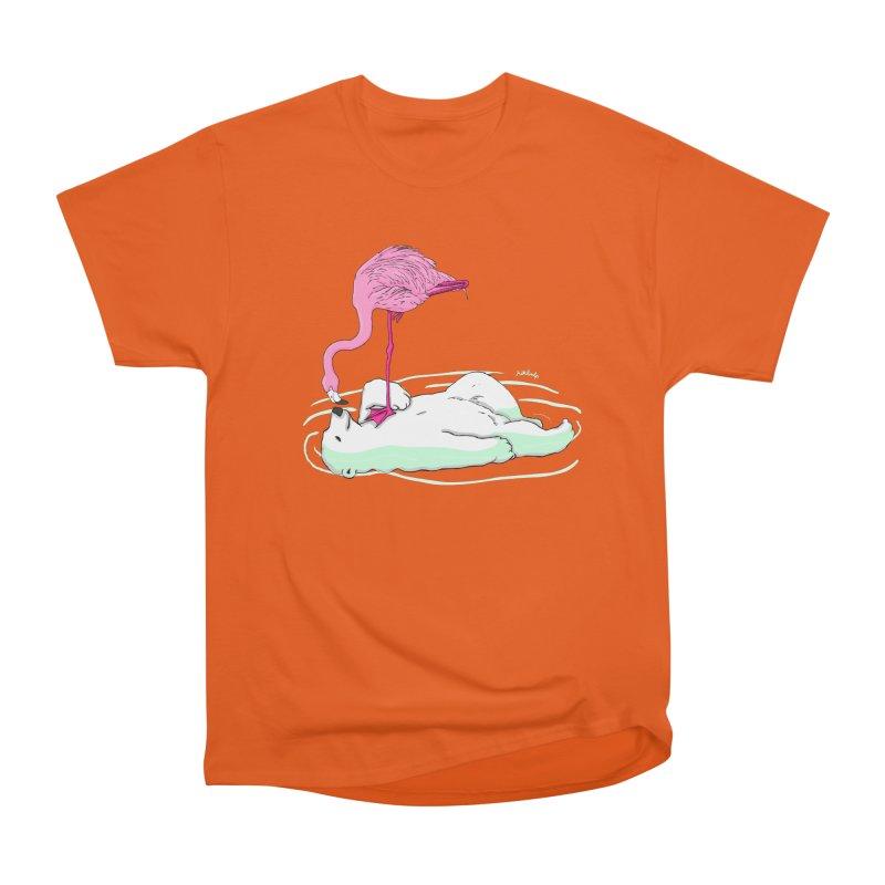 making friends Men's T-Shirt by mikbulp's Artist Shop