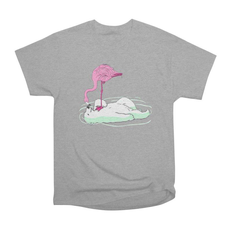 making friends Men's Heavyweight T-Shirt by mikbulp's Artist Shop