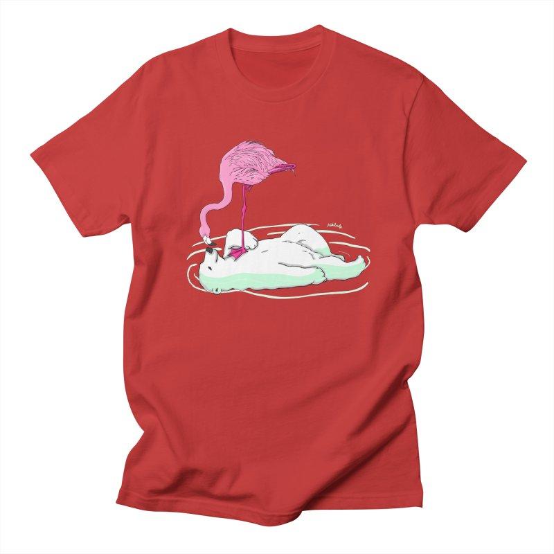 making friends Women's Regular Unisex T-Shirt by mikbulp's Artist Shop