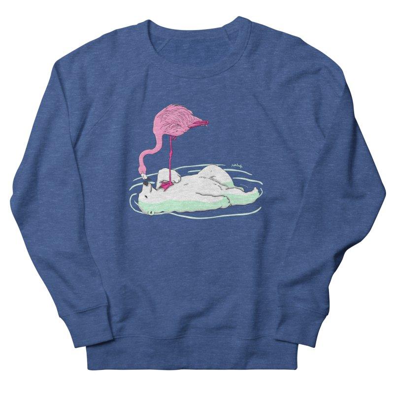 making friends Women's Sweatshirt by mikbulp's Artist Shop