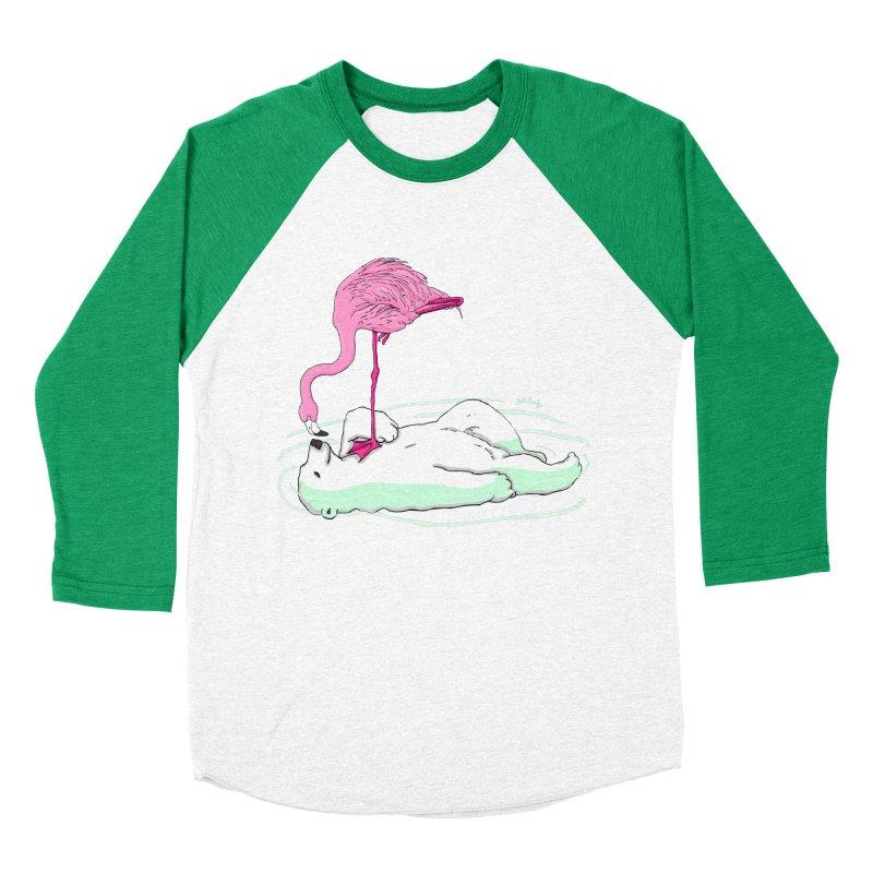 making friends Women's Baseball Triblend Longsleeve T-Shirt by mikbulp's Artist Shop