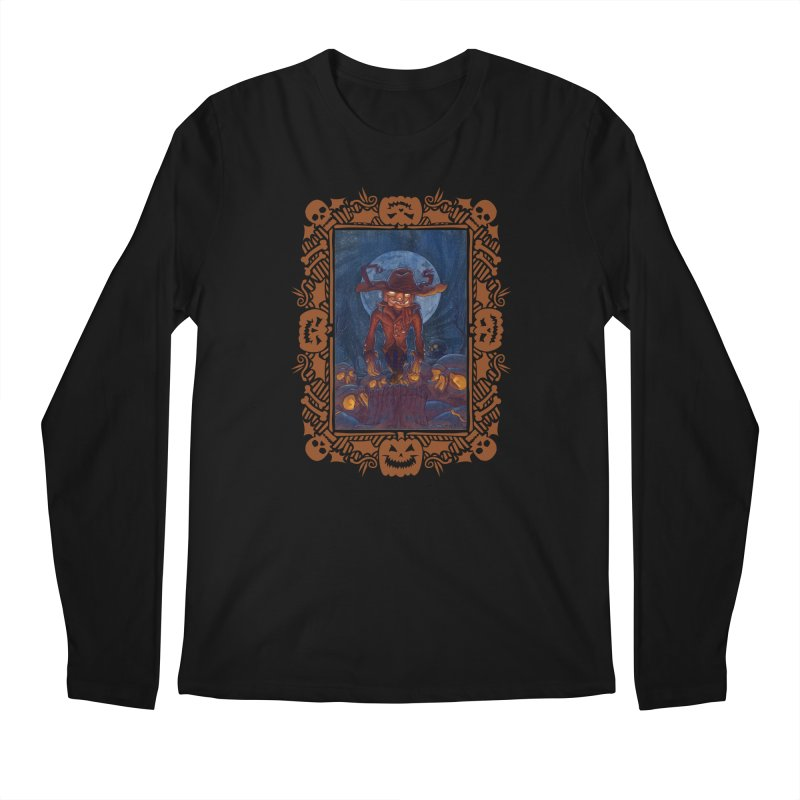 La Calabaza Men's Longsleeve T-Shirt by Mike Bilz's Artist Shop