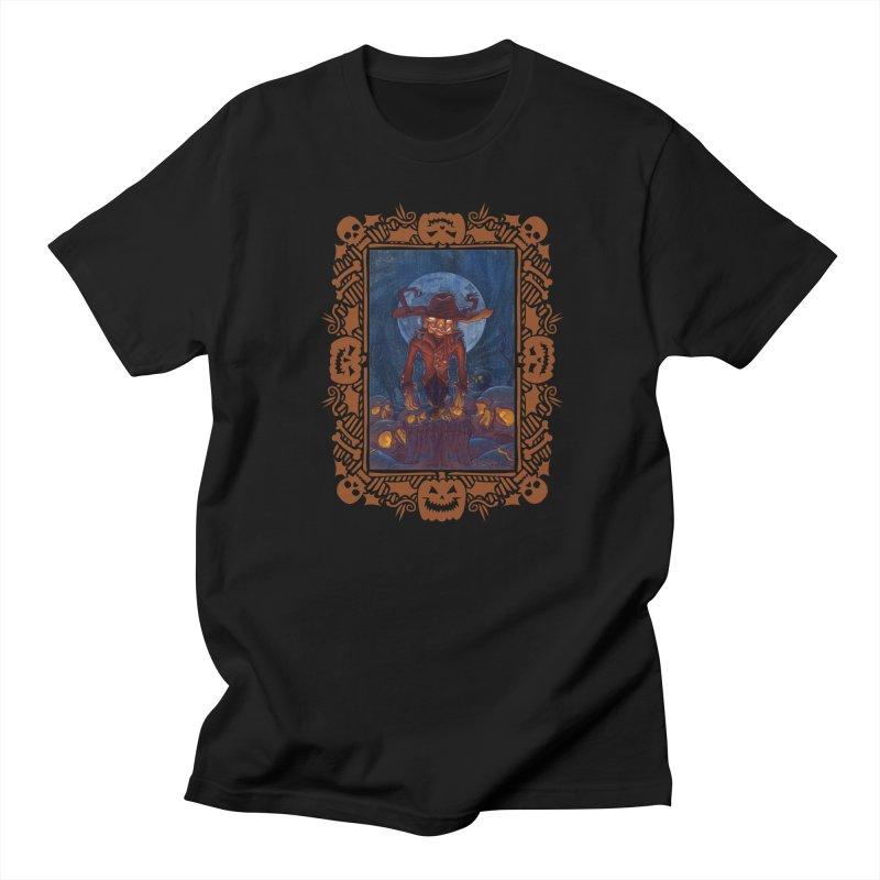 La Calabaza Men's T-Shirt by Mike Bilz's Artist Shop