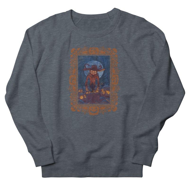 La Calabaza Men's French Terry Sweatshirt by Mike Bilz's Artist Shop
