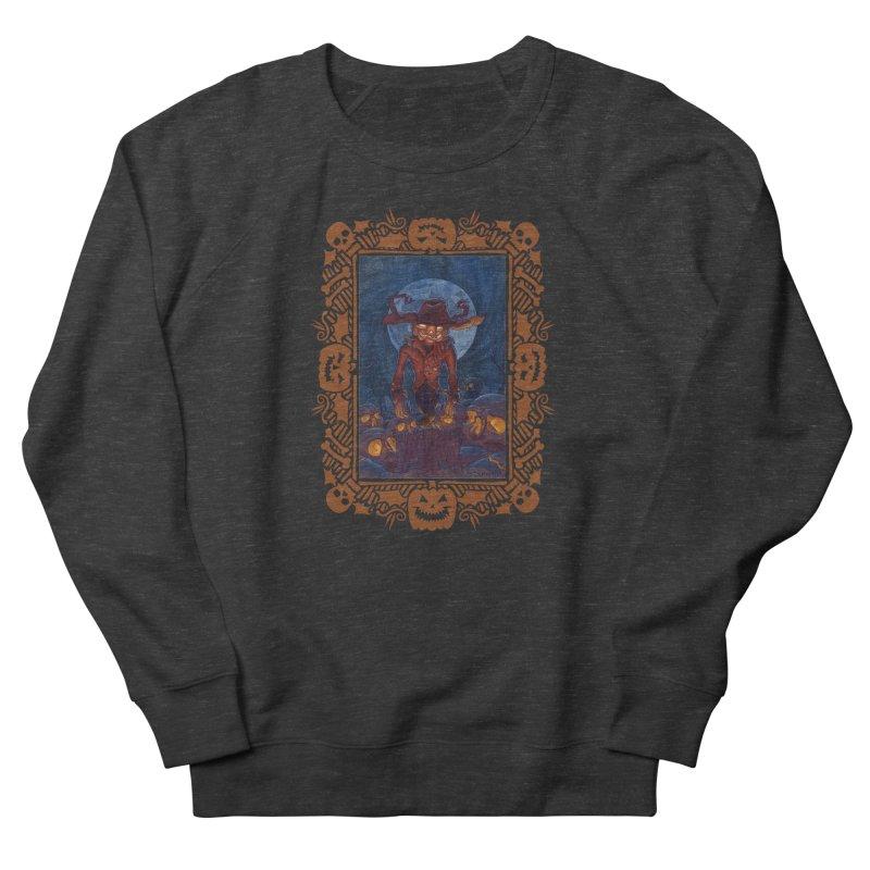 La Calabaza Men's Sweatshirt by Mike Bilz's Artist Shop