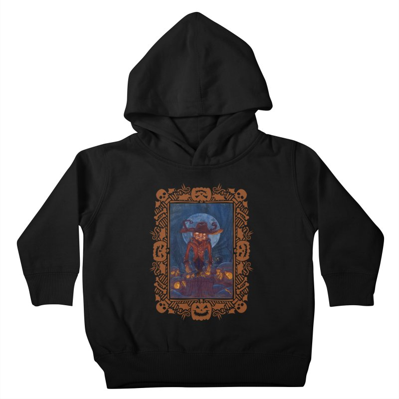 La Calabaza Kids Toddler Pullover Hoody by Mike Bilz's Artist Shop