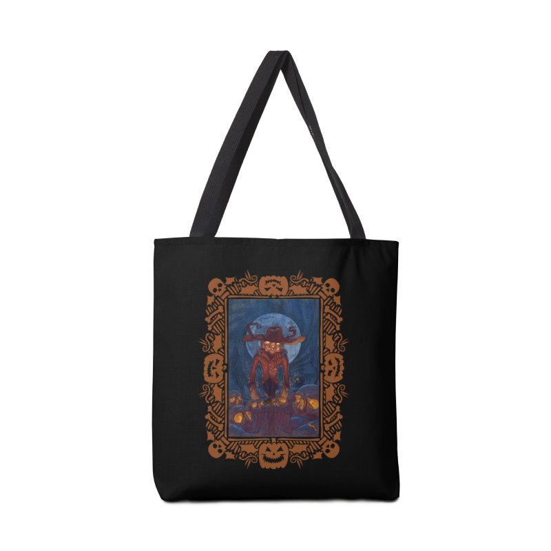 La Calabaza Accessories Bag by Mike Bilz's Artist Shop