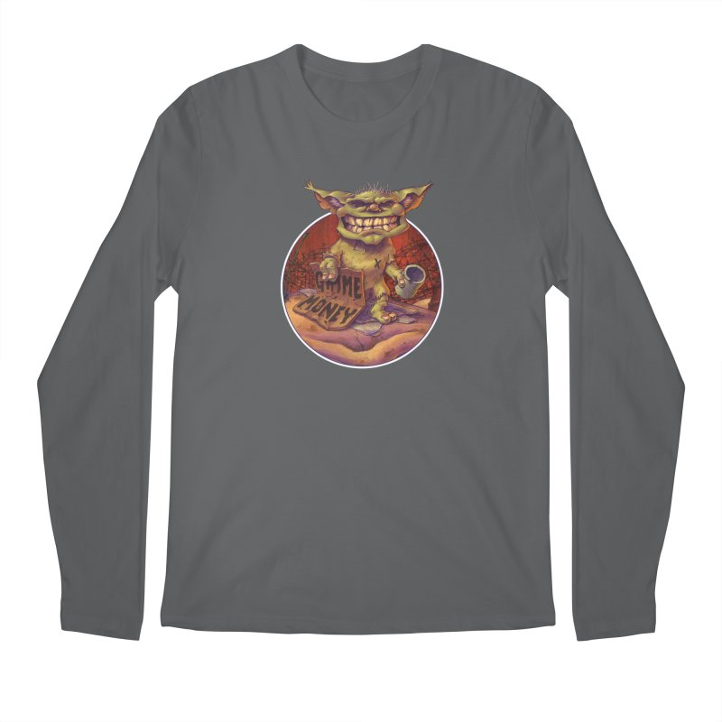 Living the Dream Men's Longsleeve T-Shirt by Mike Bilz's Artist Shop