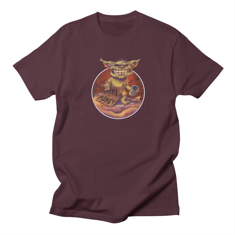 Living the Dream Men's T-shirt by Mike Bilz's Artist Shop