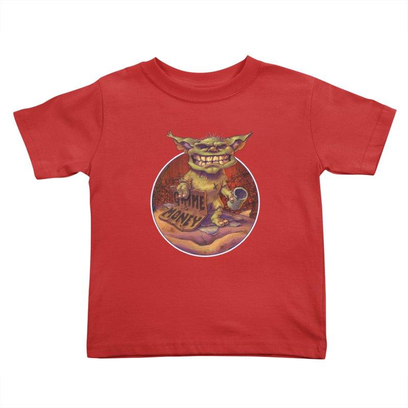 Living the Dream Kids Toddler T-Shirt by Mike Bilz's Artist Shop