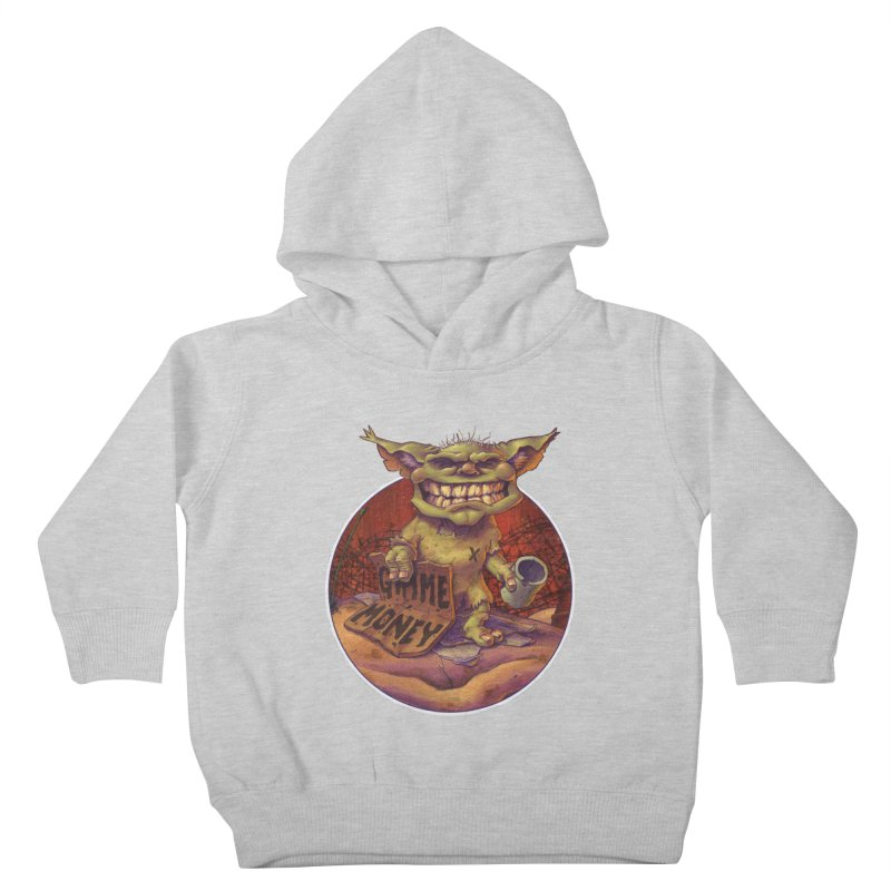 Living the Dream Kids Toddler Pullover Hoody by Mike Bilz's Artist Shop