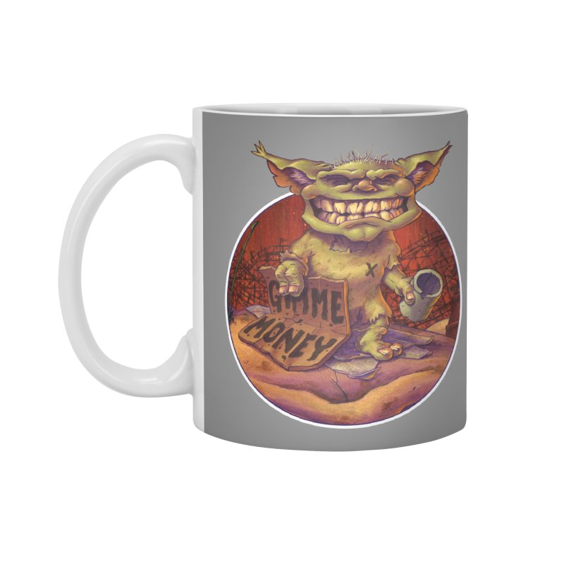 Living the Dream Accessories Mug by Mike Bilz's Artist Shop