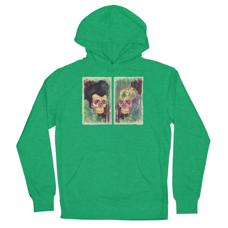 Pomp & Circumstance Women's French Terry Pullover Hoody by Mike Bilz's Artist Shop