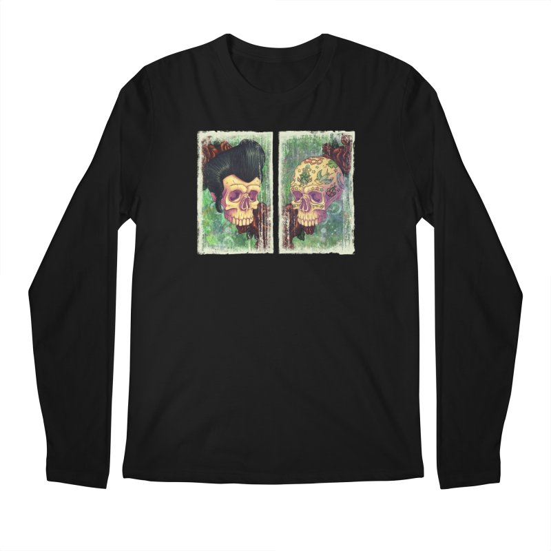 Pomp & Circumstance Men's Longsleeve T-Shirt by Mike Bilz's Artist Shop