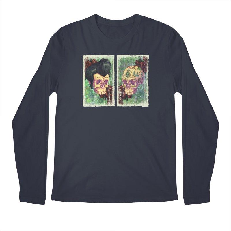 Pomp & Circumstance Men's Longsleeve T-Shirt by Mike Bilz's Artist Shop