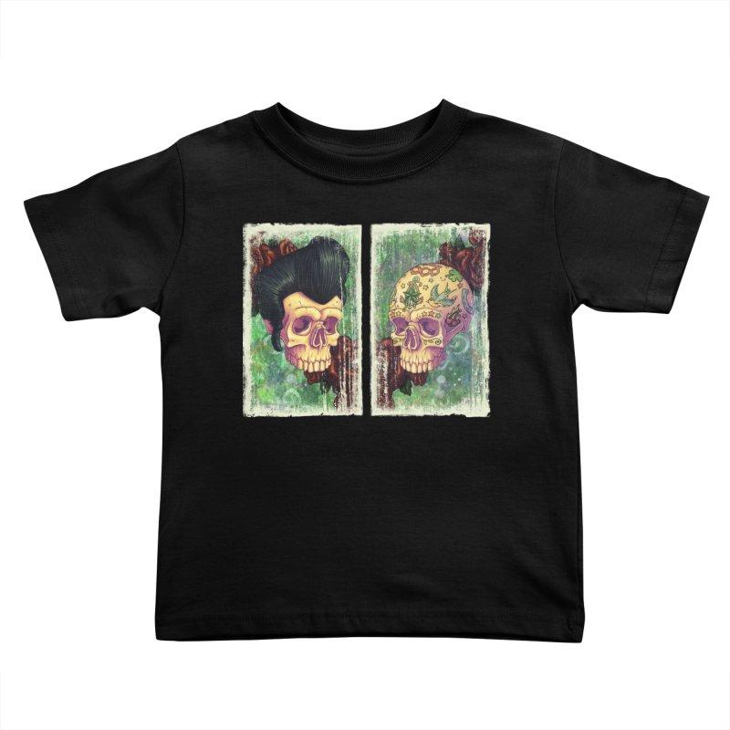 Pomp & Circumstance Kids Toddler T-Shirt by Mike Bilz's Artist Shop
