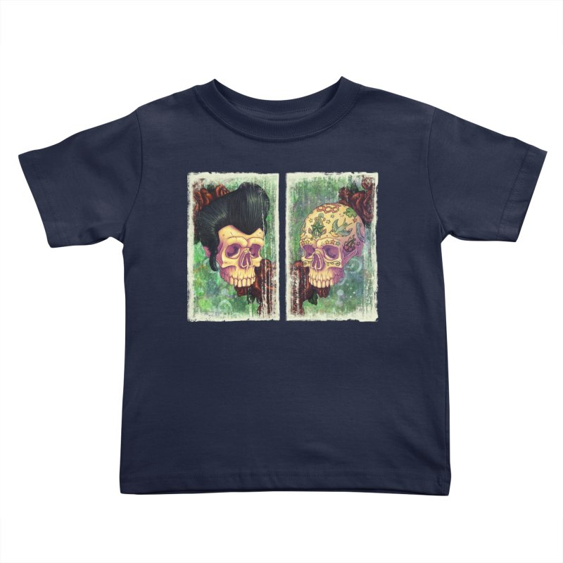 Pomp & Circumstance Kids Toddler T-Shirt by Mike Bilz's Artist Shop