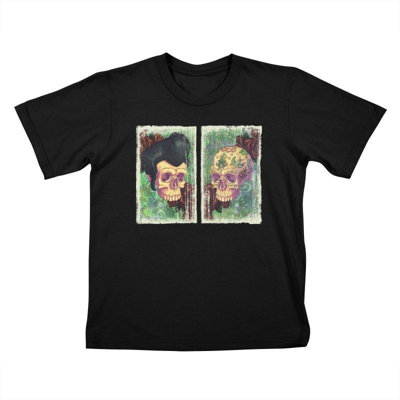 Pomp & Circumstance Kids T-Shirt by Mike Bilz's Artist Shop
