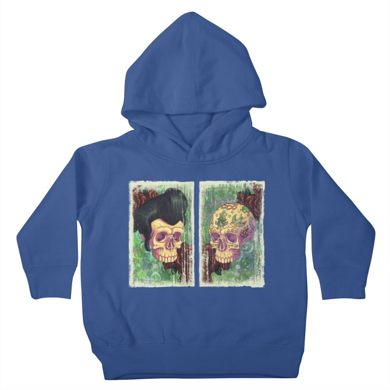 Pomp & Circumstance Kids Toddler Pullover Hoody by Mike Bilz's Artist Shop
